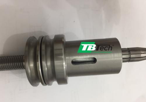Gia công CNC, chế tạo Jig 08: Củ dệt
